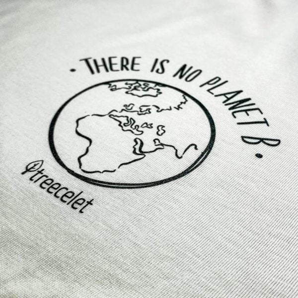 Unisex majica – There is no planet B