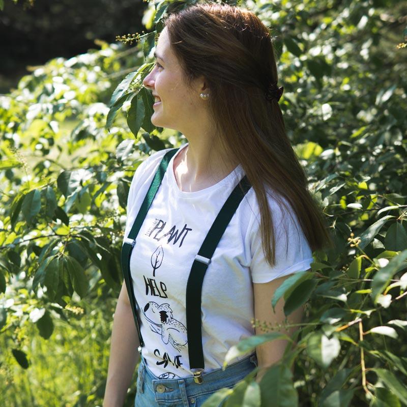 Majica za ženske – Plant, Help, Save